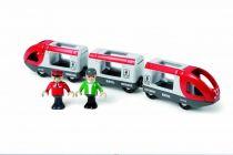 Vláček vláčkodráhy - Osobní vlak s vagonky