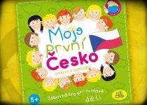 Desková kvízová hra - Moje první Česko