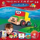 Dětské hlavolamové smart hry - Chytré autíčko