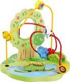 Dřevěná hračka - Motorická hra Džungle