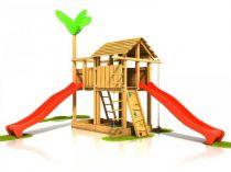 Dřevěné dětské hřiště - Stavebnice hřiště Čikita