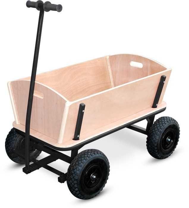 Dřevěné hračky Small Foot Ruční vozík XXL Small foot by Legler