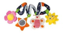 Small Foot Textilní hračky spirála pro miminka
