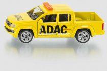 Kovový model auta - SIKU Blister - ADAC Pick up