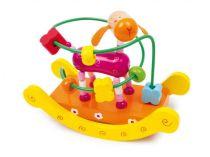 Motorické hračky - Motorický labyrint houpačka