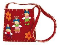 Small Foot Dětská filcová kabelka přes rameno Diana