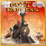 Dětské deskové hry - Colt Express