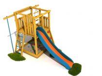 Dřevěné hračky Dřevěné dětské hřiště - Stavebnice hřiště Anička PA