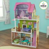 Dřevěné hračky - KidKraft domeček pro panenky Florence