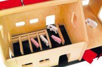 Dřevěné hračky Small Foot Velká dřevěná farma Small foot by Legler