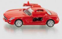 Siku Kovový model auta  Mercedes SLS