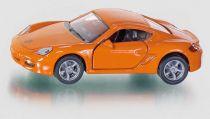 Kovový model auta - SIKU Blister -Porsche Cayman