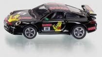 Siku Kovový model auta závodní auto Porsche
