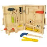 Dřevěné hračky Bigjigs Toys Dřevěný Kufřík s nářadím