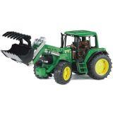 Bruder Traktor JOHN DEERE  6920 + čelní nakladač
