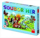 Dětské hry - Krtkův velký soubor her