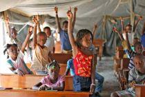 Charitativní příspěvek - Adopce na dálku dětí z Haiti