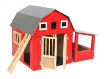 Dřevěné hračky - Stodola Alabama