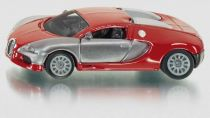 Kovový model auta - SIKU Blister -Bugatti EB 16.4 Veyron