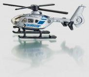 Kovový model auta - SIKU Blister - Policejní vrtulník