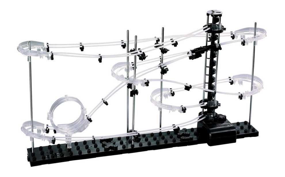 Dřevěné hračky Small Foot Kuličková dráha space 5 m Small foot by Legler