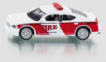 Siku Kovový model auto velící jednotky amerických požárníků