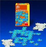Dino Křížovky cestovní hra