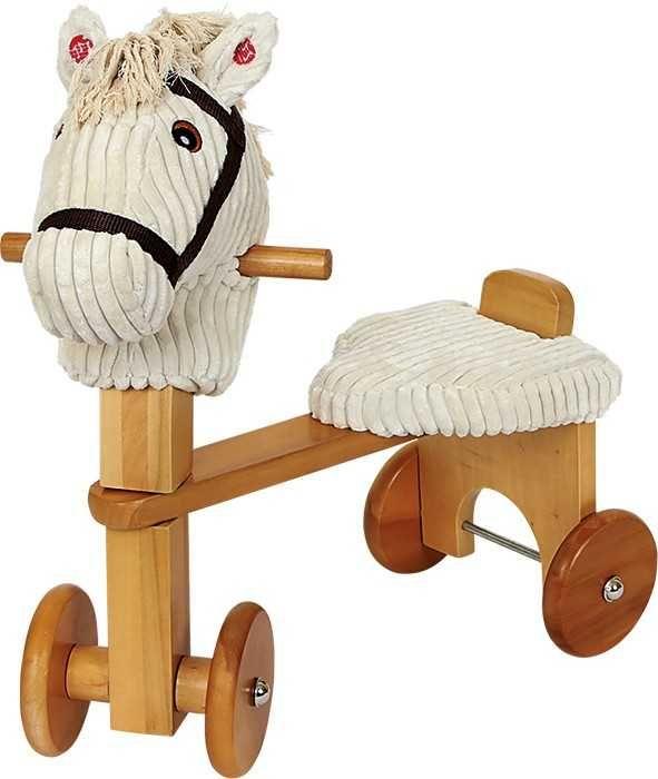 Dřevěné hračky Dřevěné hračky - Odrážedlo s polstrovaným sedlem - Fredo Small foot by Legler