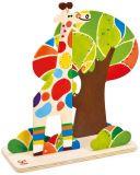 Hape Dřevěné hračky vytvoř si  přátele jungle