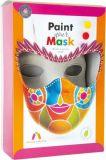 Kreativní sada - Maska k vymalování