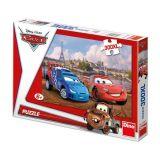 Papírové puzzle 300 dílů CARS