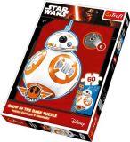Papírové svítící puzzle - Star Wars Droid BB-8