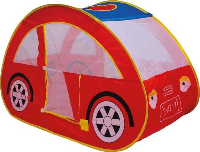 Dřevěné hračky Small Foot Stanové auto Small foot by Legler