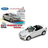 Welly - Mercedes-Benz SLK 350 Kit stavebnice