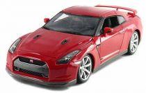 Welly - Nissan GTR 1:34 červený