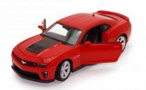 Welly - Camaro ZL1 1:24 červené