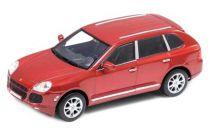 Welly - Porsche Cayenne 1:24 červené