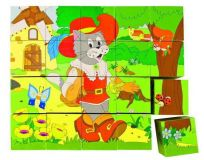 Woody Kubus 4x5 pohádky