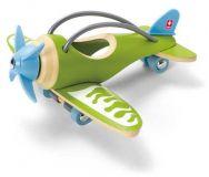HAPE dřevěné hračky - dřevěné letadlo