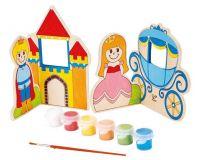 HAPE dřevěné hračky - Vytvoř si - set pohádka