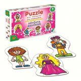 Alexander Puzzle pro nejmenší děvčata