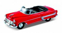 Welly - Chevrolet Bel Air (1953) model 1:34 červený
