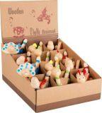 Dřevěné hračky Small Foot Flexibilní dřevěné figurky dinosauři Small foot by Legler