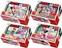 Minnie Mouse mini puzzle - 1ks