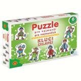 Alexander Puzzle pro nejmenší chlapci
