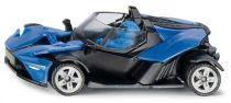 Siku Kovový model auta KTM X-BOW GT