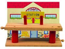 Woody Příslušenství k vláčkodráze víceúrovňové nádraží