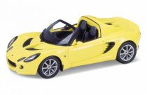 Welly -  Lotus Elise 111s 1:34 žlutý