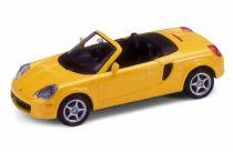 Welly - Toyota MR2 Spyder 1:34 žlutá