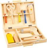 Dřevěné hračky - Kadeřnický kufřík